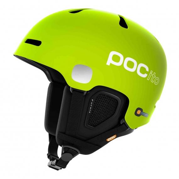 Čelada Poc POCITO FORNIX - 8234 Fluorescent Yellow-Green