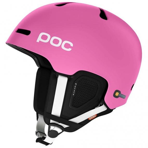 Čelada Poc FORNIX - 1721 Actinium Pink