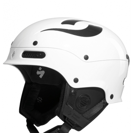 Čelada Sweet Protection TROOPER II - Gloss White