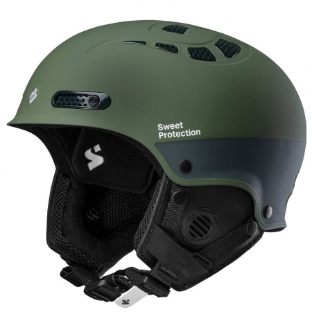 Čelada Sweet Protection IGNITER II - Olive Drab