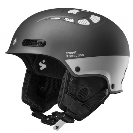 Čelada Sweet Protection IGNITER II - Slate Gray Metallic