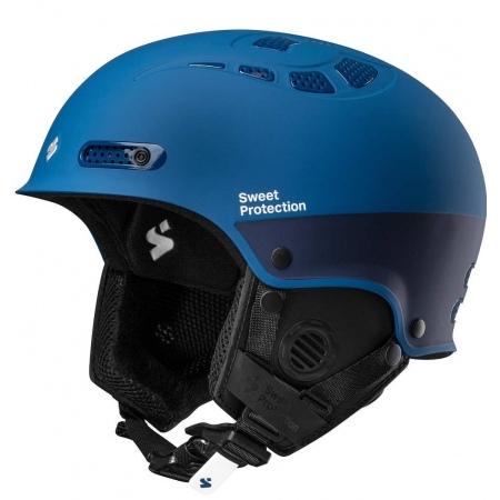 Sweet Protection IGNITER II Helmet - Matte Flash Blue