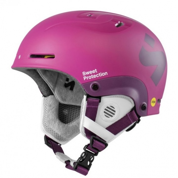 Čelada Sweet Protection BLASTER II MIPS Junior - Matte Opal Purple