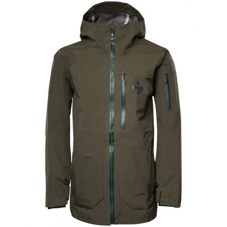 Jakna Sweet Protection CRUSADER X Gore-Tex - Pine Green