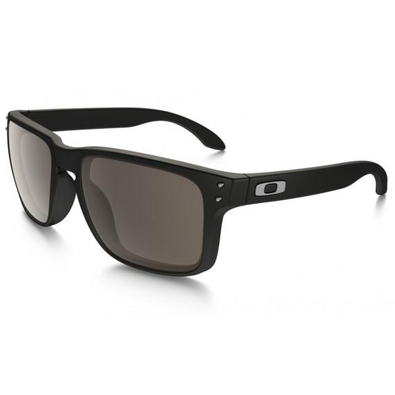 60e80049d9 Oakley HOLBROOK - 9102-01 Matte Black-Warm Grey - Infinity Sport ...