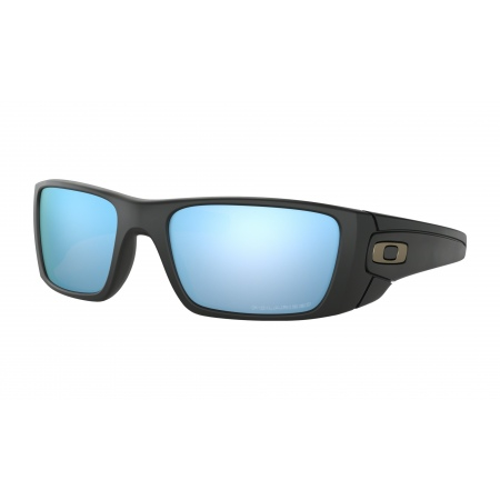 Očala Oakley FUELL CELL - 9096-D8 Matte Black-Prizm Deep H2O Polarized