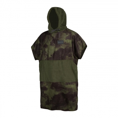 Mystic PONCHO Junior Allover - 608 Brave Green