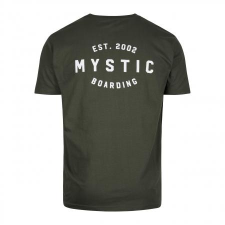 Majica Mystic RIDER - 608 Brave Green