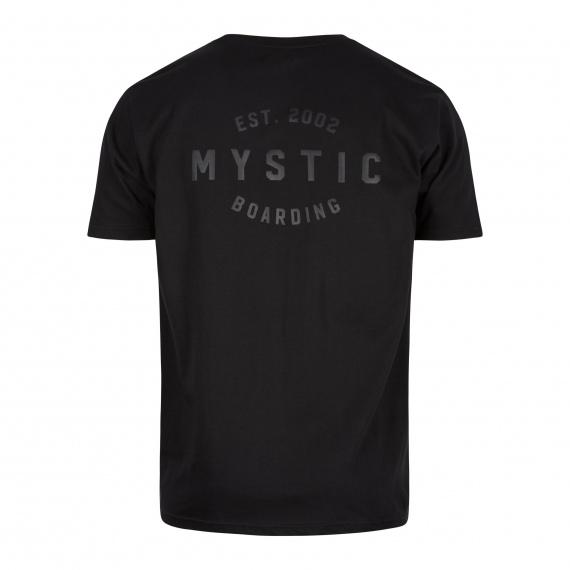 Majica Mystic RIDER SS - 910 Caviar