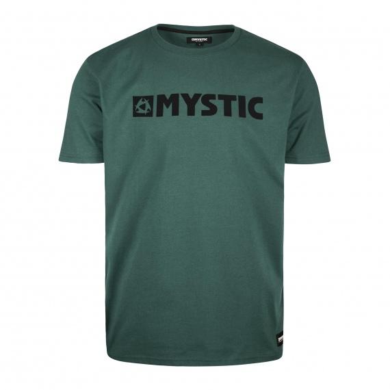 Majica Mystic BRAND SS - 651 Deep Ocean