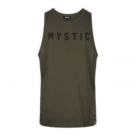 Majica Mystic FLINT Top - 608 Brave Green