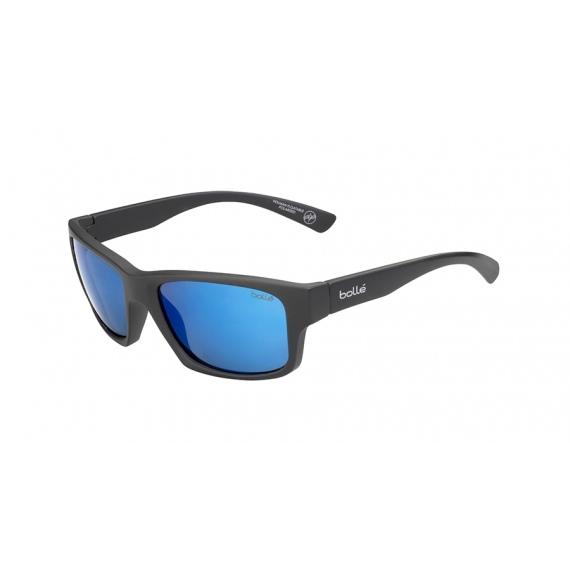 Očala Bolle HOLMAN Floatable - 0 Matte Black-Hd Polarized Offsore Blue