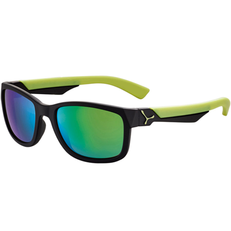 Očala Cebe AVATAR Junior - 8 Matt Black Lime-Blue Light Grey
