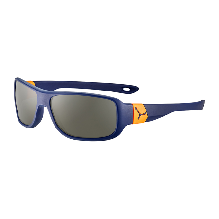 Cébé SCRAT Junior - Matt Navy Orange-Blue Light Grey