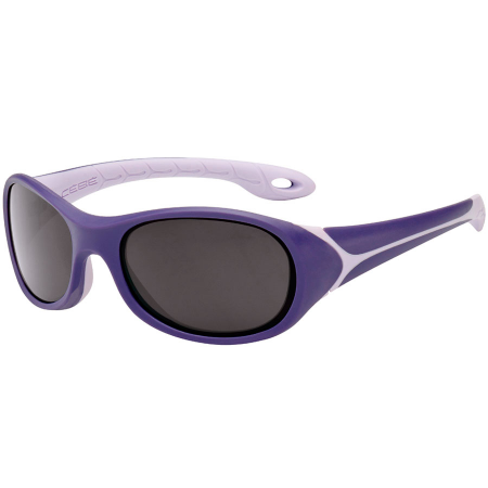 Cébé FLIPPER Junior - Matt Violet Parme-Blue Light Grey