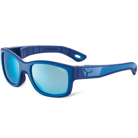 Očala Cebe STRIKE Junior - 0 1 Matt Blue-Blue Light Grey