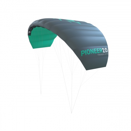 North PIONEER Kite 2020 - 600 Green