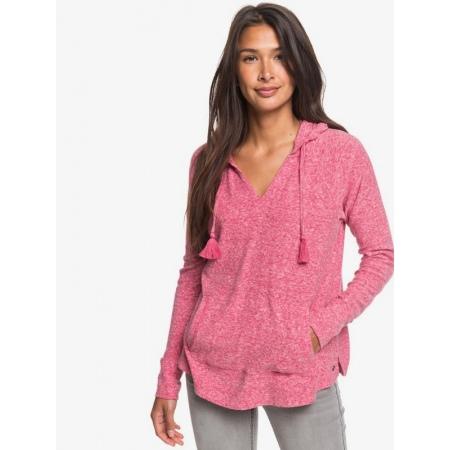 Majica Roxy LONG NIGHT - Mqt0 Cerise