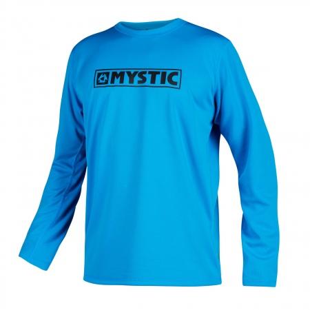 Quickdry Mystic STAR LS - 400 Blue