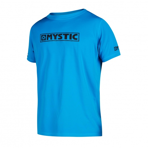 Quickdry Mystic STAR SS - 400 Blue