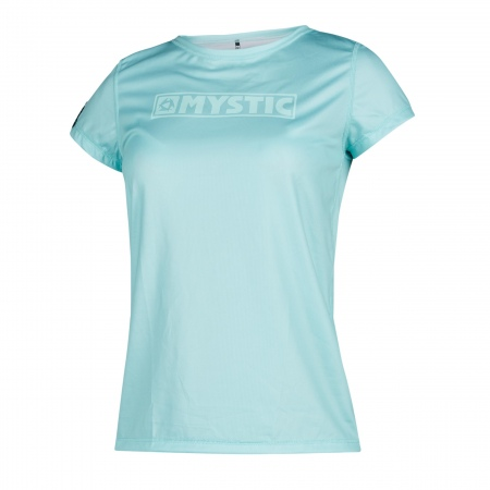 Quickdry Mystic STAR SS Women - 653 Mist Mint