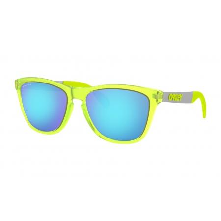 Očala Oakley FROGSKINS MIX - 9428-1555 Matte Uranium-Prizm Sapphire