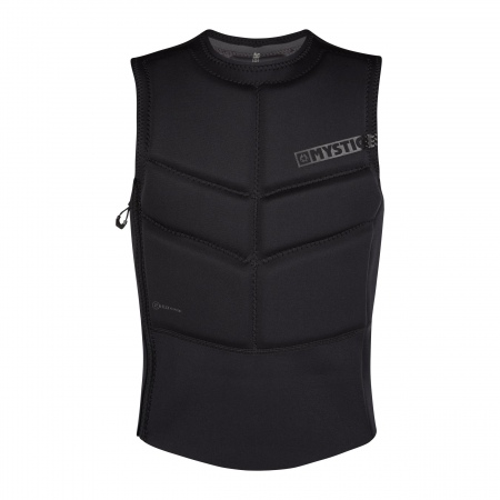 Mystic Jopič STAR Impact Vest Kite Side zip - 900 Black