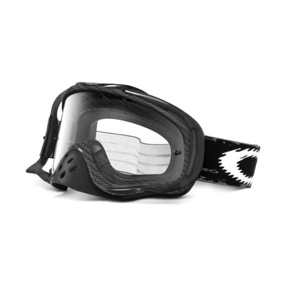 Očala Oakley CROWBAR MX - 7025-01 True Carbon Fibre-Clear