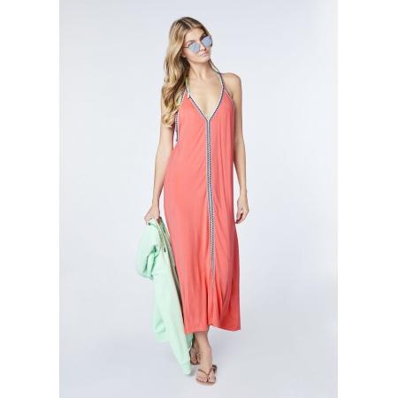 Obleka Chiemsee UARU - 93 Neon Pink