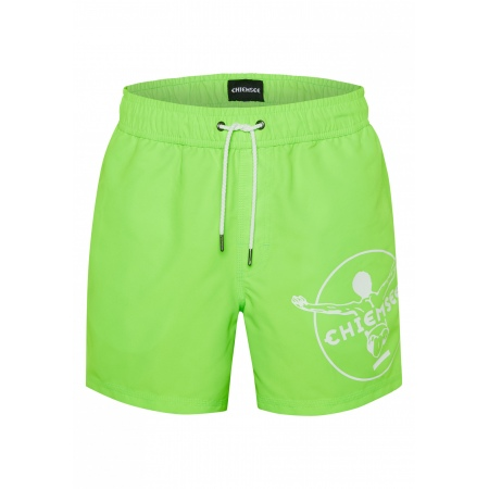 Hlače Chiemsee MORRO BAY Boardshorts - 13-0340 Green Gecko