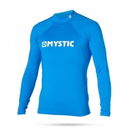 Lycra Mystic Star Junior LS - Blue