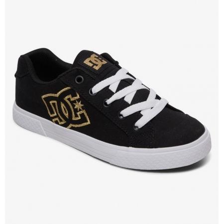 Čevlji DC W CHELSEA TX - Bg3 Black-Gold