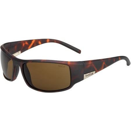 Očala Bolle KING - 0 Matte Tortoise-Hd Polarized Brown