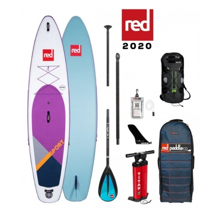 SUP Red Paddle Co SPORT 11'3'' SE MSL 2020