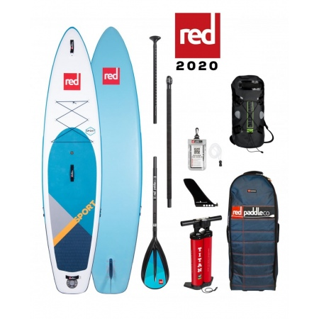 """SUP Red Paddle Co SPORT 11'0"""" 2020"""