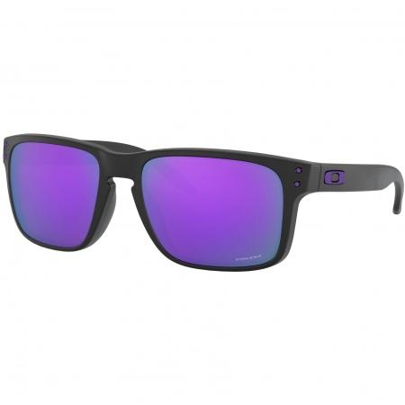 Očala Oakley HOLBROOK XL - 9417-0259 Matte Black-Prizm Violet