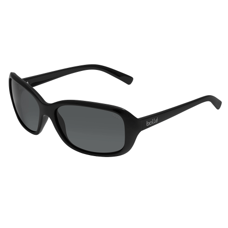 Očala Bolle MOLLY - 0 Shiny Black-Hd Polarized Tns