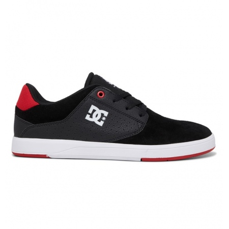 Čevlji DC PLAZA TC - Blr Black-Red