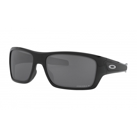 Očala Oakley TURBINE - 9263-4163 Polished Black-Prizm Black Polarized