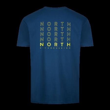 Majica North LINK SS - 420 Sailor Blue