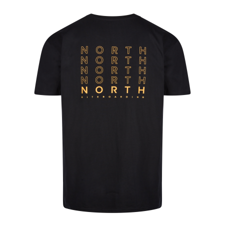 Majica North LINK SS - 900 Black