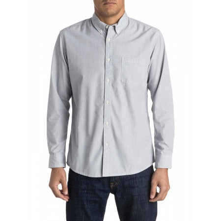 Srajca Quiksilver EVERYDAY WILSDEN LS - Kze0 Quiet Shade