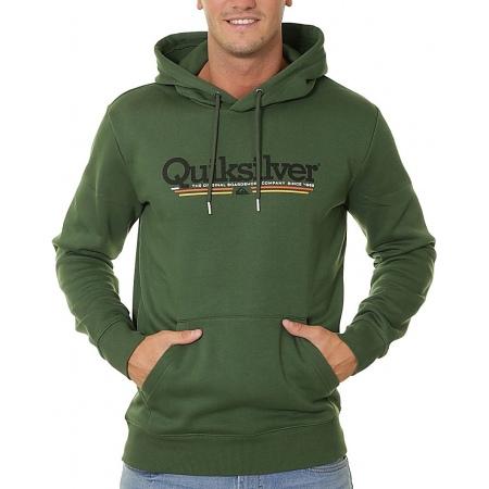 Majica Quiksilver TROPICAL LINES - Greener Pastures