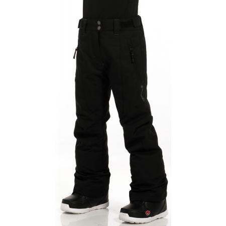Hlače Rehall ABBEY-R Junior - 1000 Black