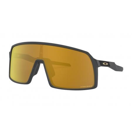 Očala Oakley SUTRO - 9406-0137 Matte Carbon-Prizm 24K