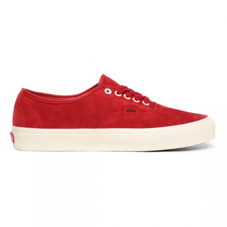Čevlji Vans AUTHENTIC (Pig Suede) - 0 Chili Pepper-True White