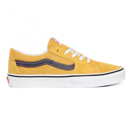 Čevlji Vans SK8-Low - 0 Honey Gold-Purple Velvet