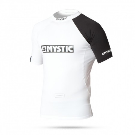 Lycra Mystic Event SS - White