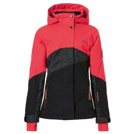 Jakna Rehall JAYMIE-R Junior - 5002 Red Pink