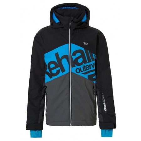 Jakna Rehall RAID-R Junior - 1000 Black
